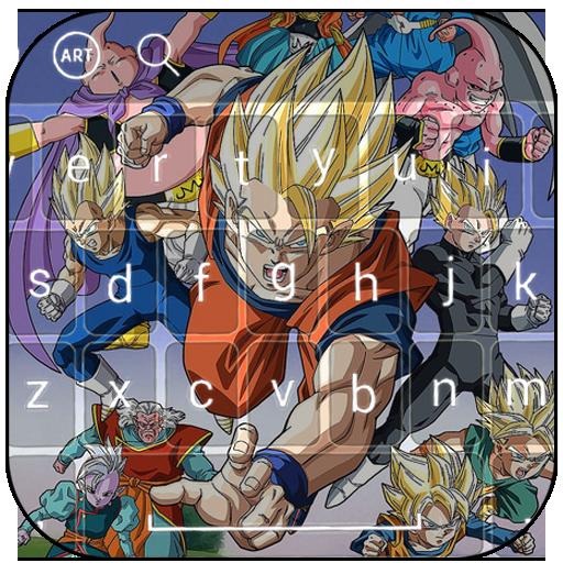 Keyboard for DBallz Emoji