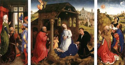 Photo: Bladelin Triptych, 1445-50