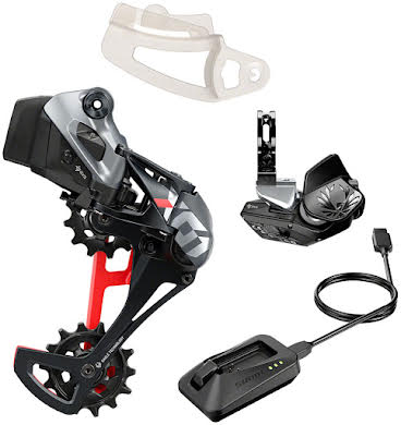 SRAM X01 Eagle AXS Upgrade Kit - Rear Derailleur for 52t Max Battery Eagle AXS Rocker Paddle Controller w alternate image 0