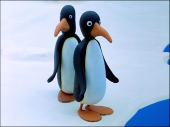 Pingu & the Stranger