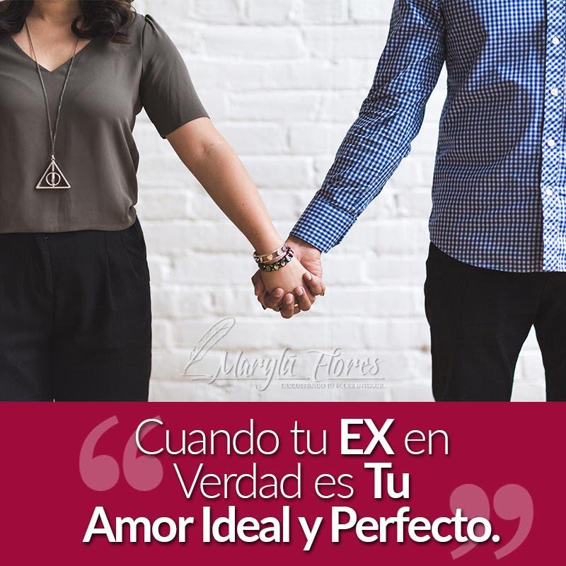 Cuando tu EX en verdad es tu Amor Ideal y Perfecto