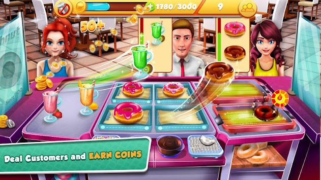 Download Crazy Cooking Kitchen Chef APK latest version game for ...