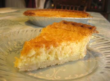 Mama's Buttermilk Pie Recipe