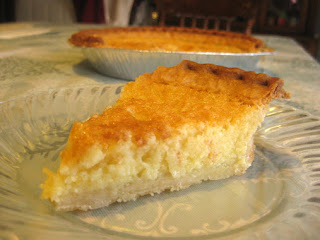 Mama's Buttermilk Pie Recipe