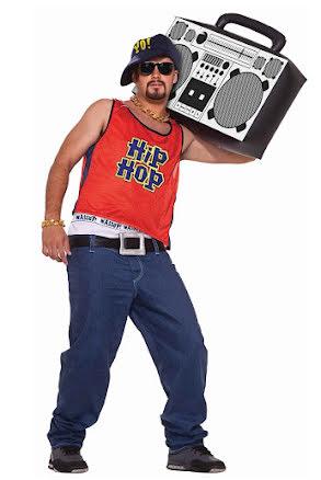 Hip-Hopdräkt