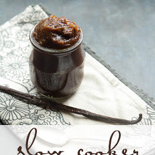 Crock Pot Paleo Pumpkin Butter with Vanilla Bean and Port
