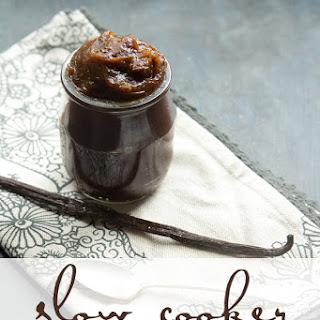 Crock Pot Paleo Pumpkin Butter with Vanilla Bean and Port.