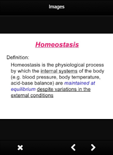 Homeostasis Biology Definition - náhled