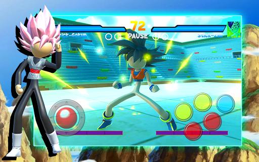 Capturas de pantalla de Stick Super Battle War Warrior Dragon Shadow Fight 4