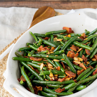 Southern Green Beans with Bacon.