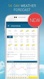 Download Weather & Radar For PC Windows and Mac apk screenshot 2