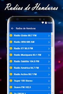 Radios de Honduras Gratis en Vivo - náhled