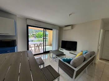 Appartement meublé 2 pièces 44,09 m2