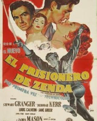 El prisionero de Zenda (1952, Richard Thorpe)