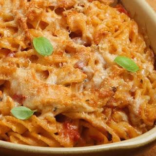 Grandma's Cheesy Noodle Casserole