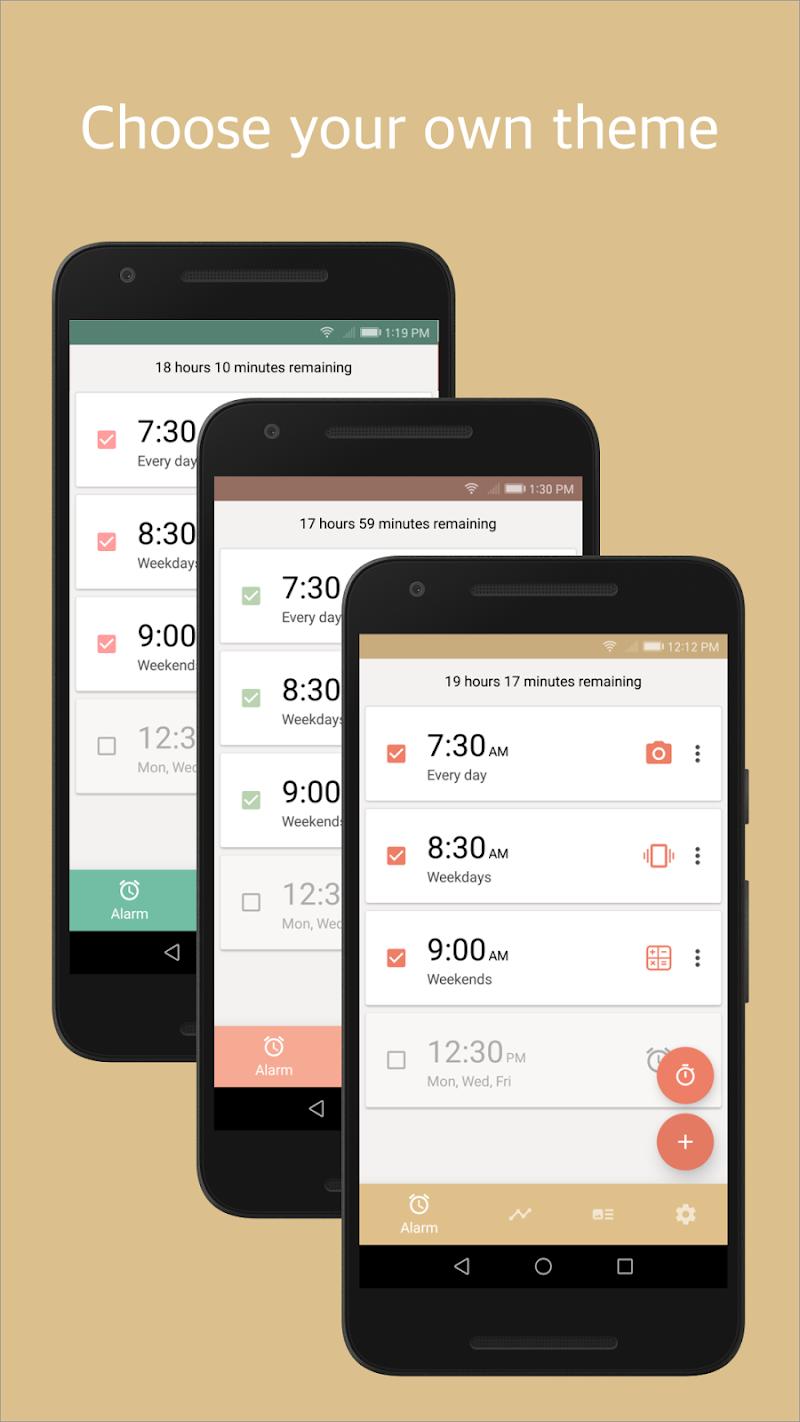 Alarmy (Sleep If U Can) - Pro Screenshot 3