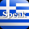 Speak Greek Free icon