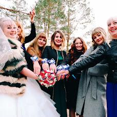Wedding photographer Darya Baeva (dashuulikk). Photo of 15.12.2017