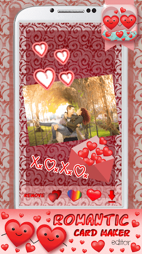 玩免費生活APP|下載ロマンチックなカードメイカー編集者 app不用錢|硬是要APP