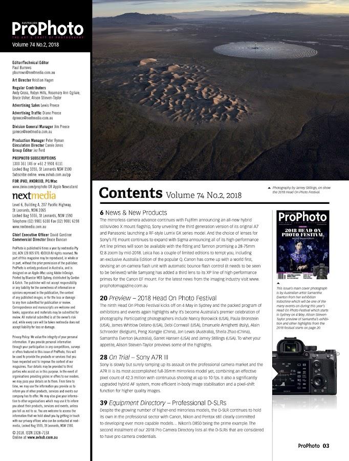 ProPhoto- screenshot