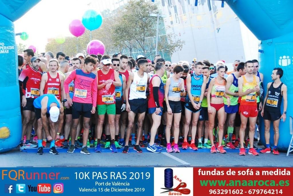 Fotos 10K Pas Ras al Port de València 2019