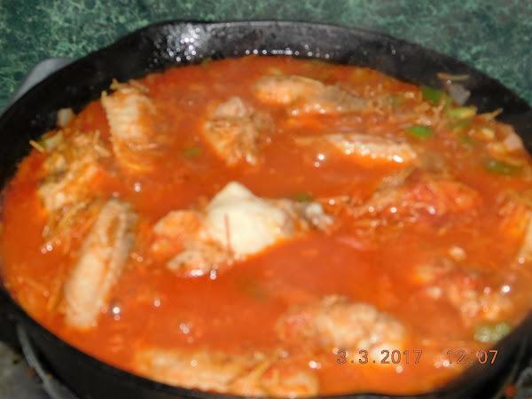 Fideo Con Pollo Recipe