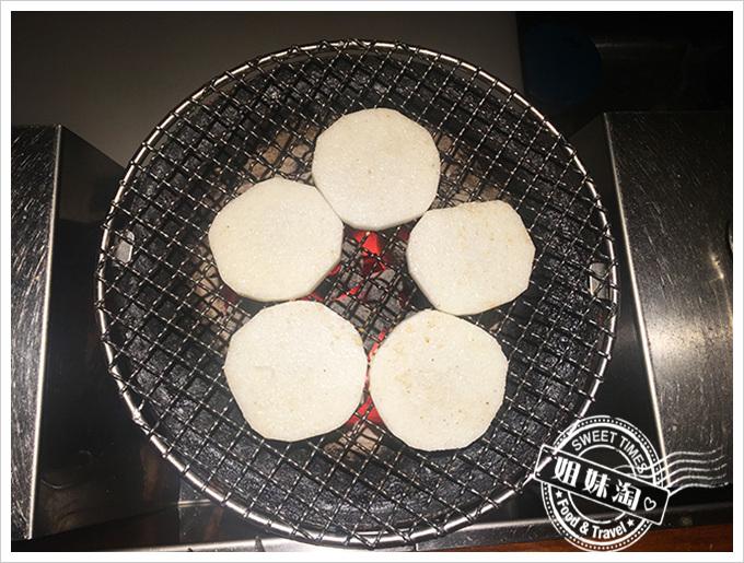 中堂燒肉 富民店山藥100元