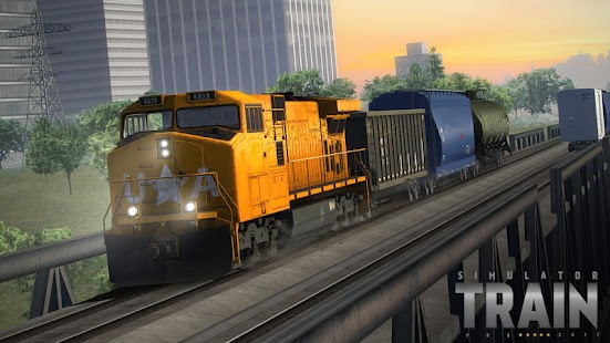 Train Simulator PRO 2018 Screenshot