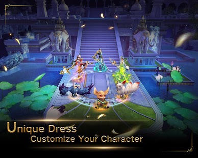 Blade Chaos: Tales of Immortals Screenshot