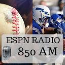 ESPN 850 Am WKNR Sports Cleveland Radio Stations APK