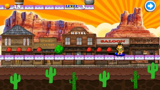 Sheriff Cat Skater Run