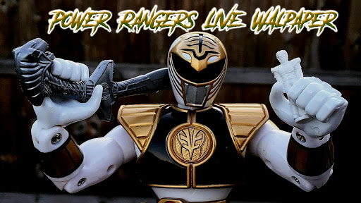 Live Wallpapers - Lego Rangers for PC