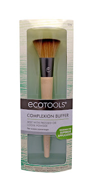 Brocha Ecotools Custom   Coverage Buffing Eco Pouch X1Und.