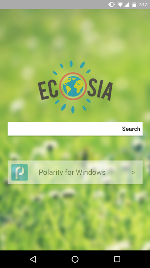 Polarity Browser-Fast/No Ads- screenshot