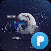 SensitiveSimple launcher theme