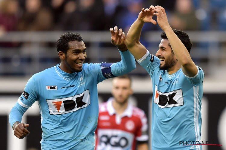 Gent trakteert fans op galamiddag en speelt Kortrijk van de mat