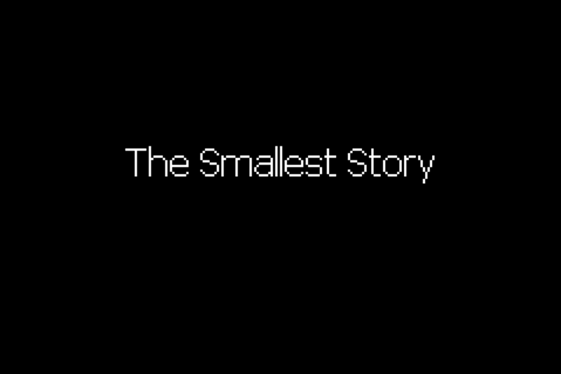 The Smallest Story- screenshot
