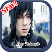 Emo Hairstyle For Men