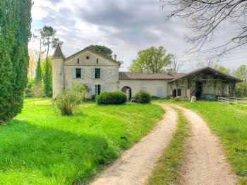 maison à Montesquieu (47)