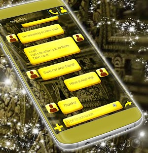 Aztec Theme for SMS - náhled