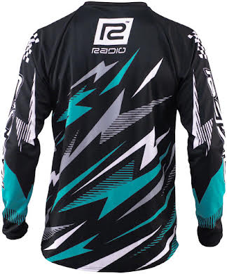 Radio Lightning BMX Race Jersey - Long Sleeve, Men's alternate image 6