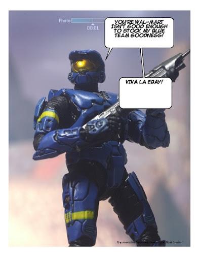 HALO-001