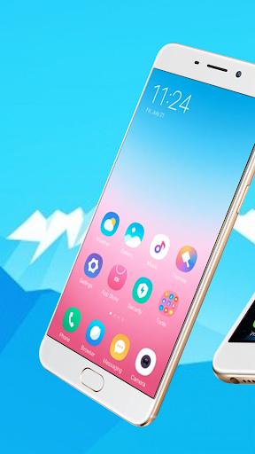 MIUI 9 icons pack , Launcher Miui 9 Free 1.3.0 screenshots 1