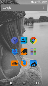 Glim Dark - Icon Pack v4.0.2
