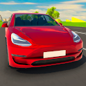 Electric Car Driver 2 : Real Modern Car Driving icon