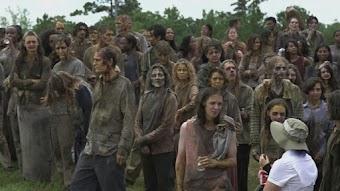 "Making of The Walking Dead: Episode 709, ""Rock In The Road"""