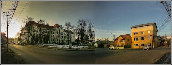 Photo: Str. Dr. Ioan Ratiu, Nr.111 - Colegiul Mihai Viteazul, vedere generala - 2017.01.26