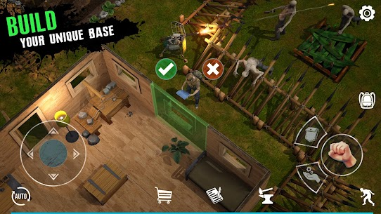 Live or Die: Zombie Survival Pro MOD Apk 0.1.431 (Cracked) 4