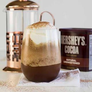 Chocolate Coffee Protein Shake.