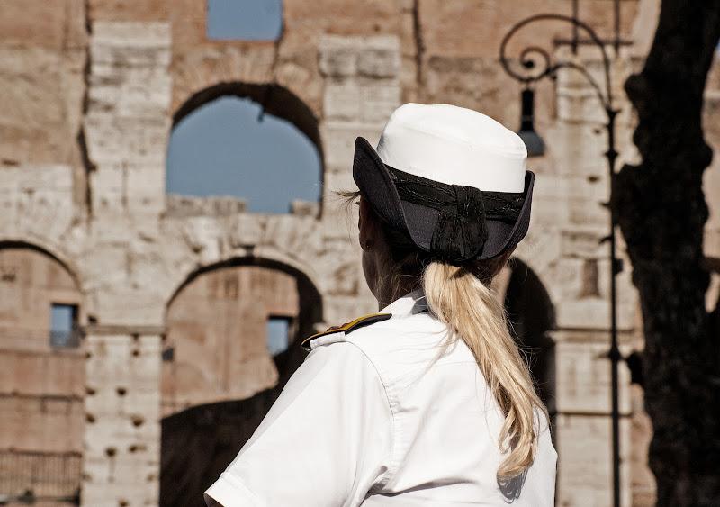 Vigilessa romana di Gianluca Presto